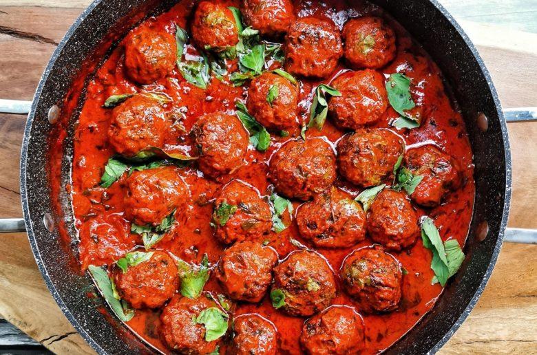 קציצות ברוטב עגבניות